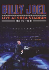 Cover Billy Joel - Live At Shea Stadium - The Concert [DVD]